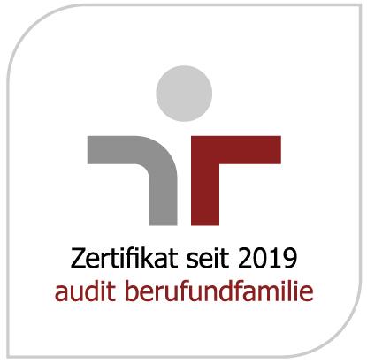 Logo Beruf und Familie