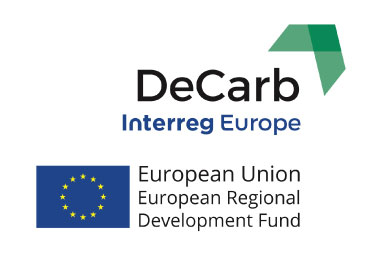INTERREG Europe DeCarb-Logo